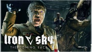 Iron Sky 2: The Coming Race - Teaser, Trailer und Poster