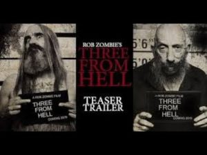 Three From Hell - Trailer from Rob Zombie