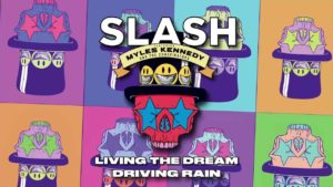 DBD: Driving Rain - Slash ft. Myles Kennedy & The Conspirators