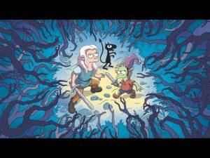 Disenchantment: Das ist Prinzessin Bean - Trailer zur Netflix-Serie von Matt Groening
