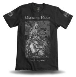 Machine Head Shirt mit Versandkosten von $23.70! Bringt Robb Flynn persönlich das Shirt zur Poststelle?