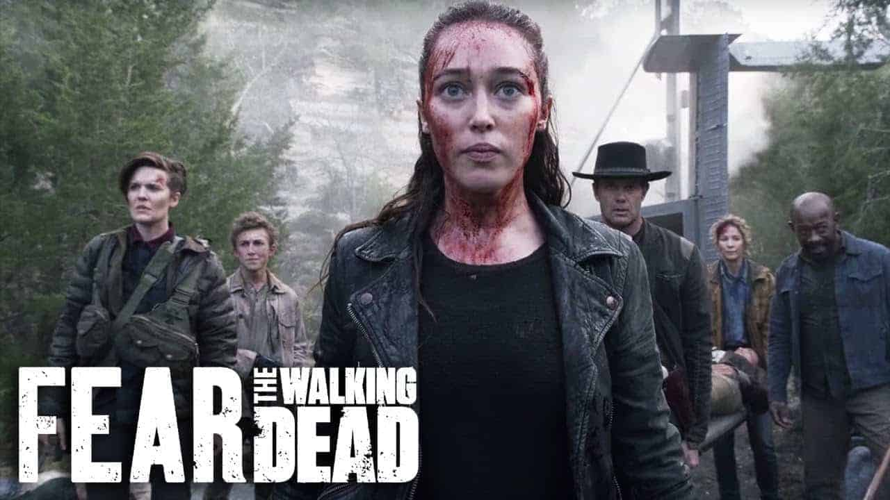 Wo L�Uft The Walking Dead Staffel 5