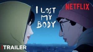 Ich habe meinen Körper verloren - Trailer zum animierten Netflix-Film