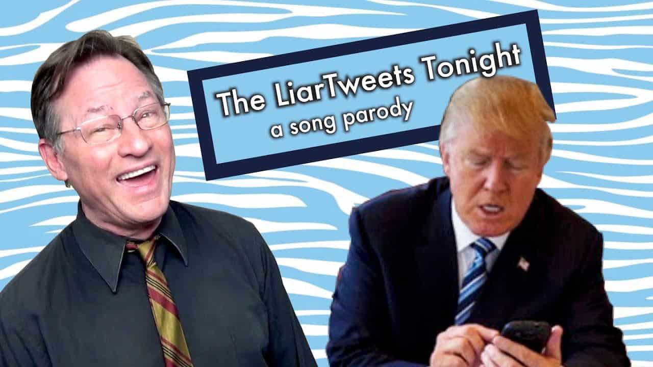The Lier Tweets Tonight