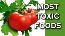 10 beliebte Lebensmittel, die giftig sein können