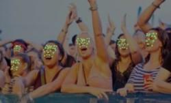 Polizei scannt das Gesicht jedes einzelnen von 90'000 Festivalbesuchern
