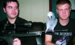 Hatebeak: Death Metal Band mit Papagei als Sänger