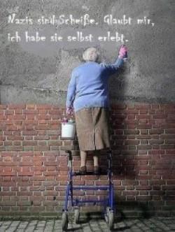 Oma hat Ahnung!
