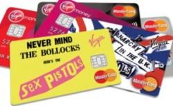 Sex Pistols Kreditkarten