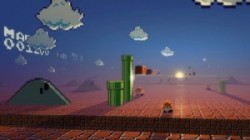 Super Mario First Person View