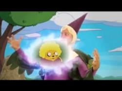 """Bei """"Adventure Time Game Wizard"""" kann man selbst die Levels zeichnen, um diese dann auf mobilen Geräten zu spielen"""