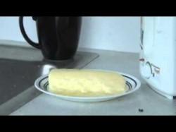 Butter bei Raumtemperatur stehen lassen