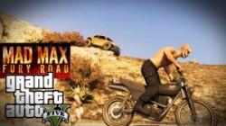 """""""Mad Max: Fury Road"""" Verfolgungsjagd mit GTA V nachgestellt"""