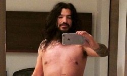 Machine Head: Robb Flynn in Windeln auf Tour