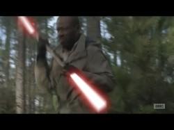 The Walking Dead: Darth Morgan