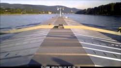 Viertägige Binnenschifffahrt in 15 Minuten